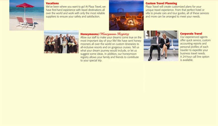 Plaza Travel Agency & Travel Center, Albany NY